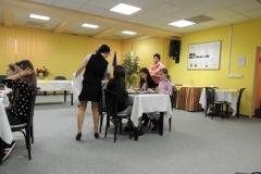 Etiketa stolování - workshop OPVK 26.3. 2015