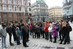 Exkurze Vídeň 2010