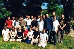 Společné foto 1.CK 2003