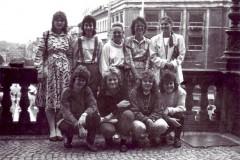 IV. resortní setkání žáků - Praha 1988