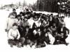Lyžařský kurz 1.B Královec 1987
