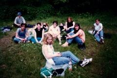 Modrá voda 1997