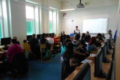 Návštěva dánských studentů 2014