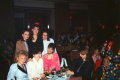 Ples školy Alexandria 1994