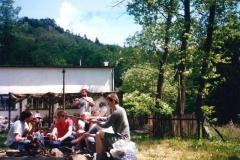 Pod Břesteckou skálou 1997