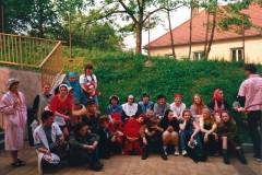 Poslední zvonění 4.M 1998
