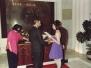 Předávání maturitních vysvědčení 1993