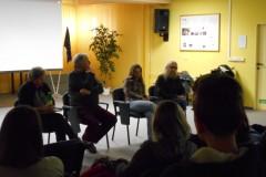 Setkání s režisérem a herci filmu ODBORNÝ DOHLED NAD VÝCHODEM SLUNCE 2015