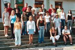 Společné foto 1.CK 2006