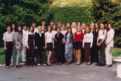 Společné foto 2.M 2000