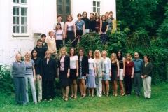 Společné foto 3.M 2001