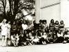 Společné foto u zámku - třída KIIIA 1974