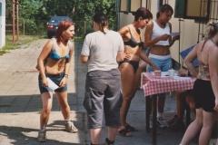 Sportovní kurz Osvětimany 2003