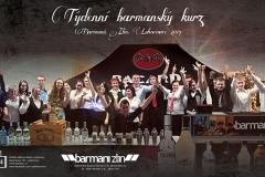 Týdenní barmanský kurz 2014