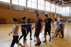 Volejbalový turnaj ZŠ o pohár ředitele SOŠ Luhačovice 2014