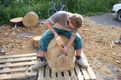 Výroba soch