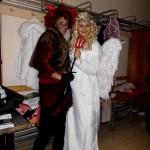 Čert a Anděl
