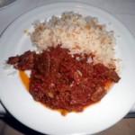Ukázka turecké gastronomie