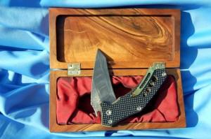 Vítězný nůž Erebos